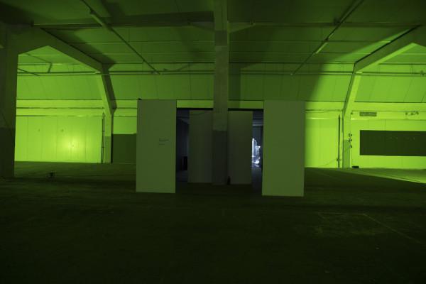 Hans Op de Beeck (BE)  Box - Staging Silence II (2009) Foto Anna den Hartog