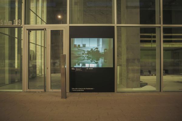 Hiraki Sawa (JP) Eight Minutes (2005) Foto Anna den Hartog