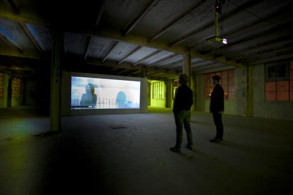 Marjolijn Dijkman (NL) Wandering through the Future. Foto Ilona van den Brekel-1