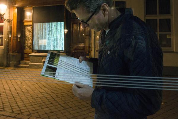 Juul Kraijer (NL) Areca Catechu L. .Foto Moniek Wegdam