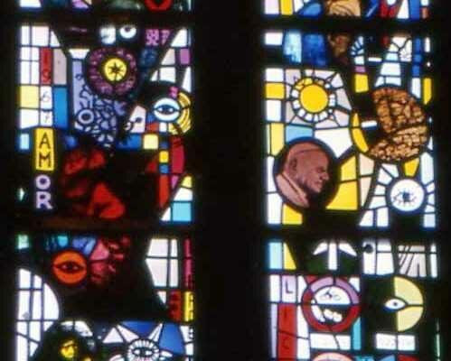 (Paris-Vankan) Hans Truijen, Verrijzenis van Christus 1967, Sint Martinus, Maastricht