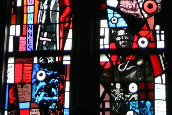 (Paris-Vankan) Hans Truijen, lijden van Christus, 1967, Sint Martinus Maastricht